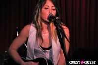 KT Tunstall at The Hotel Cafe #33