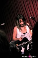 KT Tunstall at The Hotel Cafe #39