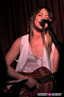 KT Tunstall at The Hotel Cafe #55