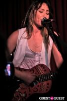 KT Tunstall at The Hotel Cafe #57