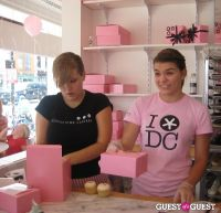 Georgetown Cupcakes Celebrates Airing of TLC Show 'DC Cupcakes' #2