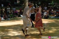 Jazz age lawn party at Governors Island #100
