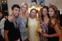 Amaryllis Equine Rescue Benefit at Intermix #13