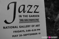 Jazz in the Sculpture Garden #1