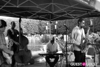 Jazz in the Sculpture Garden #20