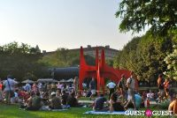 Jazz in the Sculpture Garden #24