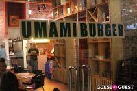 Dinner and a Movie @ UMAMI BURGER #77
