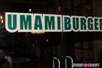 Dinner and a Movie @ UMAMI BURGER #78