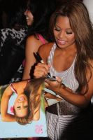 Washington Redskins Cheerleaders' Calendar Premiere Party #2