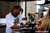 Creme de la Creme X Games Pool Party at The Standard #13