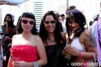 Creme de la Creme X Games Pool Party at The Standard #15