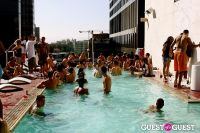 Creme de la Creme X Games Pool Party at The Standard #50