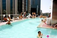 Creme de la Creme X Games Pool Party at The Standard #80