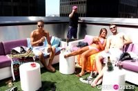 Creme de la Creme X Games Pool Party at The Standard #138