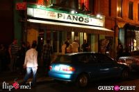 Pop up party @ Pianos #13