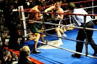 Boxing at BB Kings #4