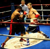 Boxing at BB Kings #11