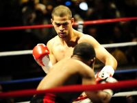 Boxing at BB Kings #12