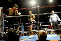 Boxing at BB Kings #15