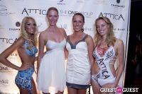 Attica 2nd Anniversary -- White Party #9