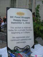 DC Food Bloggers Happy Hour at Poste #12