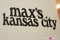 Max's Kansas City Book Launch #78