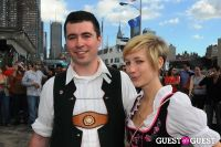 New York's 1st Annual Oktoberfest on the Hudson hosted by World Yacht & Pier 81 #16
