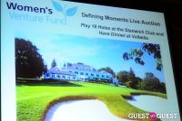 Womens Venture Fund: Defining Moments Gala & Auction #11