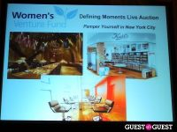 Womens Venture Fund: Defining Moments Gala & Auction #12
