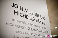 Join Saks, Allegri and Michelle Alves to Celebrate High School of Fashion Industries #13