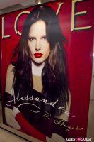 Longchamp/LOVE Magazine event #20