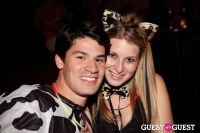 DBD Social, Julia Fehrenbach, and Gabe Bourgeois host Glow in The Circus at Carnival #50