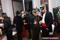 R. Couri Hay's Le Bal Vampire II Halloween party at home 2010 #67