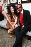 R. Couri Hay's Le Bal Vampire II Halloween party at home 2010 #330