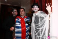 R. Couri Hay's Le Bal Vampire II Halloween party at home 2010 #383