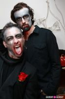 R. Couri Hay's Le Bal Vampire II Halloween party at home 2010 #391