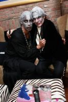 R. Couri Hay's Le Bal Vampire II Halloween party at home 2010 #405