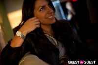 Frederique Constant at Gotham Magazine October Men's Issue Party #97