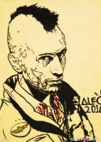 Alec - Monopoly Art Show 2010 #7