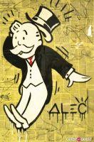 Alec - Monopoly Art Show 2010 #12