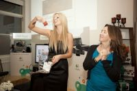 Happy Hearts Fund with Petra Nemcova, Tilden Marketing, Logitech and Google TV #33