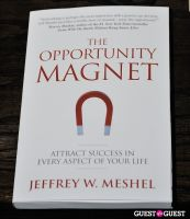 """The Opportunity Magnet"" book launch at Hotel Chantelle #1"
