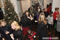 Family Holiday Tea for the Stanley Isaacs Neighborhood Center #19