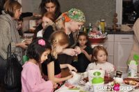 Family Holiday Tea for the Stanley Isaacs Neighborhood Center #34