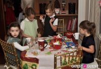 Family Holiday Tea for the Stanley Isaacs Neighborhood Center #80