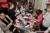 Family Holiday Tea for the Stanley Isaacs Neighborhood Center #81