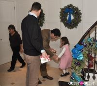 Family Holiday Tea for the Stanley Isaacs Neighborhood Center #88