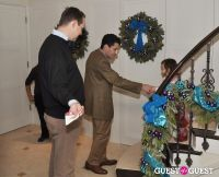 Family Holiday Tea for the Stanley Isaacs Neighborhood Center #89