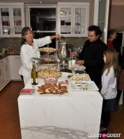 Family Holiday Tea for the Stanley Isaacs Neighborhood Center #113