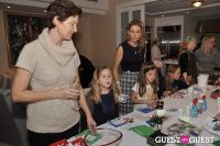 Family Holiday Tea for the Stanley Isaacs Neighborhood Center #116